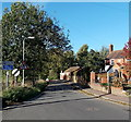 SO8540 : Unsuitable for HGVs in Upton-upon-Severn by Jaggery