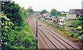 NY2770 : Site of former Kirkpatrick station, WCML 2000 by Ben Brooksbank