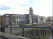 W6871 : Cork City Hall by Darrin Antrobus