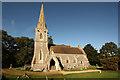 SU5567 : St.Matthew's church by Richard Croft