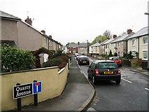 SE5023 : Quarry Avenue, Knottingley by Alex McGregor