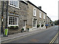 NY9864 : Acanthus, Middle Street Corbridge by Willie Duffin