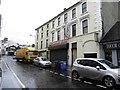 H3497 : Wembley Café, Castle Place, Strabane by Kenneth  Allen