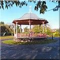 SJ9295 : Victoria Park Bandstand by Gerald England