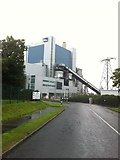 N0069 : Entrance to Lough Ree Power Station by Darrin Antrobus
