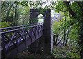 SD5087 : Wilson Place footbridge by Ian Taylor