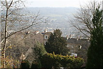 ST7565 : Looking across the valley of the River Avon at Walcot by Rod Allday