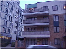 TQ2089 : New flats on Colindale Avenue by David Howard