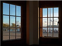 ST1974 : The Dock Master's view, Cardiff Bay by Robin Drayton