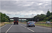 ST4718 : A303 exit for Stoke sub Hamdon by Julian P Guffogg