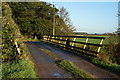 SE8332 : Bridge over the River Foulness by Ian S