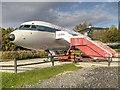 SJ8184 : Hawker Siddeley Trident 3 (G-AWZK), Manchester Airport Runway Park by David Dixon