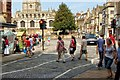 TF0207 : Pelican Crossing, Stamford by Dave Hitchborne