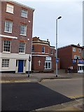 SX9292 : South Street Baptist Church, Exeter by David Smith