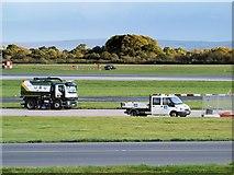 SJ8184 : Runway Sweeper by David Dixon