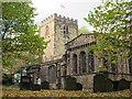 NZ2464 : St. Andrew's Church, Newgate Street, NE1 (2) by Mike Quinn