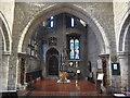 NZ2464 : St. Andrew's Church, Newgate Street, NE1 - Baptistry by Mike Quinn