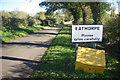 SP3869 : Approaching Eathorpe by Stephen McKay