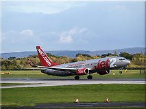 SJ8184 : Jet2 Cyprus Takes Off at Manchester by David Dixon