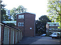 TQ4177 : Combe Lodge, Charlton by Stephen Craven