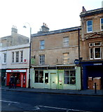 ST7565 : The British Hatter, Bath by Jaggery