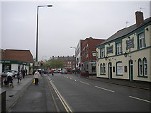 SK4933 : North end of Tamworth Road, Long Eaton by Richard Vince
