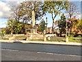 SD7807 : War Memorial and Memorial Garden, Blackburn Street by David Dixon