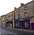 SK2168 : Bluebell Wood charity shop in Bakewell by Jaggery