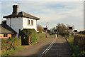 SK8159 : Langford Crossing by Richard Croft