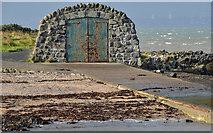 J4482 : Boathouse, Helen's Bay (2) by Albert Bridge