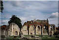 TR1557 : Ruins of St Augustine's Abbey by Stephen Craven
