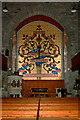 G6742 : Drumcliffe - St Columba's Church of Ireland Interior - Pulpit & Altar by Joseph Mischyshyn