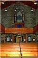 G6742 : Drumcliffe - St Columba's Church of Ireland Interior - Entrance, Balcony & Organ by Joseph Mischyshyn