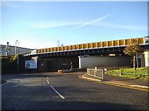 SO9297 : Bilston Road Bridge View by Gordon Griffiths