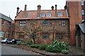 TA0928 : The Old Grammar School on South Church Side by Ian S