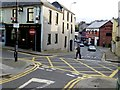 H4472 : Box junction, Omagh by Kenneth  Allen