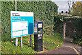 SX8060 : Car park ticket machine by Richard Dorrell