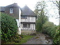 TQ7855 : Half-timbered house at Roseacre by Marathon