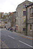 SD9927 : Bridge Gate, Hebden Bridge by Mark Anderson