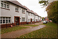 SU4831 : Detached houses in Abbots Walk development by Peter Facey