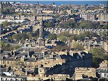 NT2674 : View across Edinburgh by Carol Walker