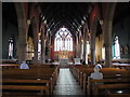 NZ2463 : St. Mary's Cathedral, Clayton Street West, NE1 - nave by Mike Quinn