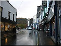 NY2623 : A wet Saturday morning in Keswick by David Purchase