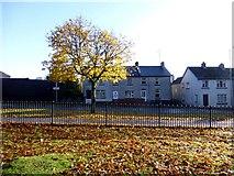 H4573 : Grange Park, Omagh by Kenneth  Allen