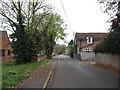 TF7502 : In Gooderstone village by David Purchase