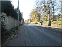 SE1421 : Huddersfield Road - viewed from Heath Mount Road by Betty Longbottom