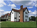TQ3994 : Queen Elizabeth's Hunting Lodge near Chingford by Colin Park