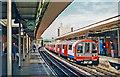 TQ3886 : Leyton station, London Underground by Ben Brooksbank