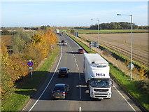 TF1505 : A15 Glinton bypass by Paul Bryan