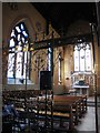 NZ2463 : St. Mary's Cathedral, Clayton Street West, NE1 - Blessed Sacrement Chapel by Mike Quinn